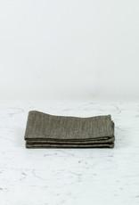 Thick Lithuanian Linen Kitchen Cloth - Herringbone