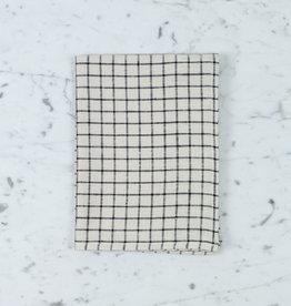 Lithuanian Linen Kitchen Cloth - Jenn Check