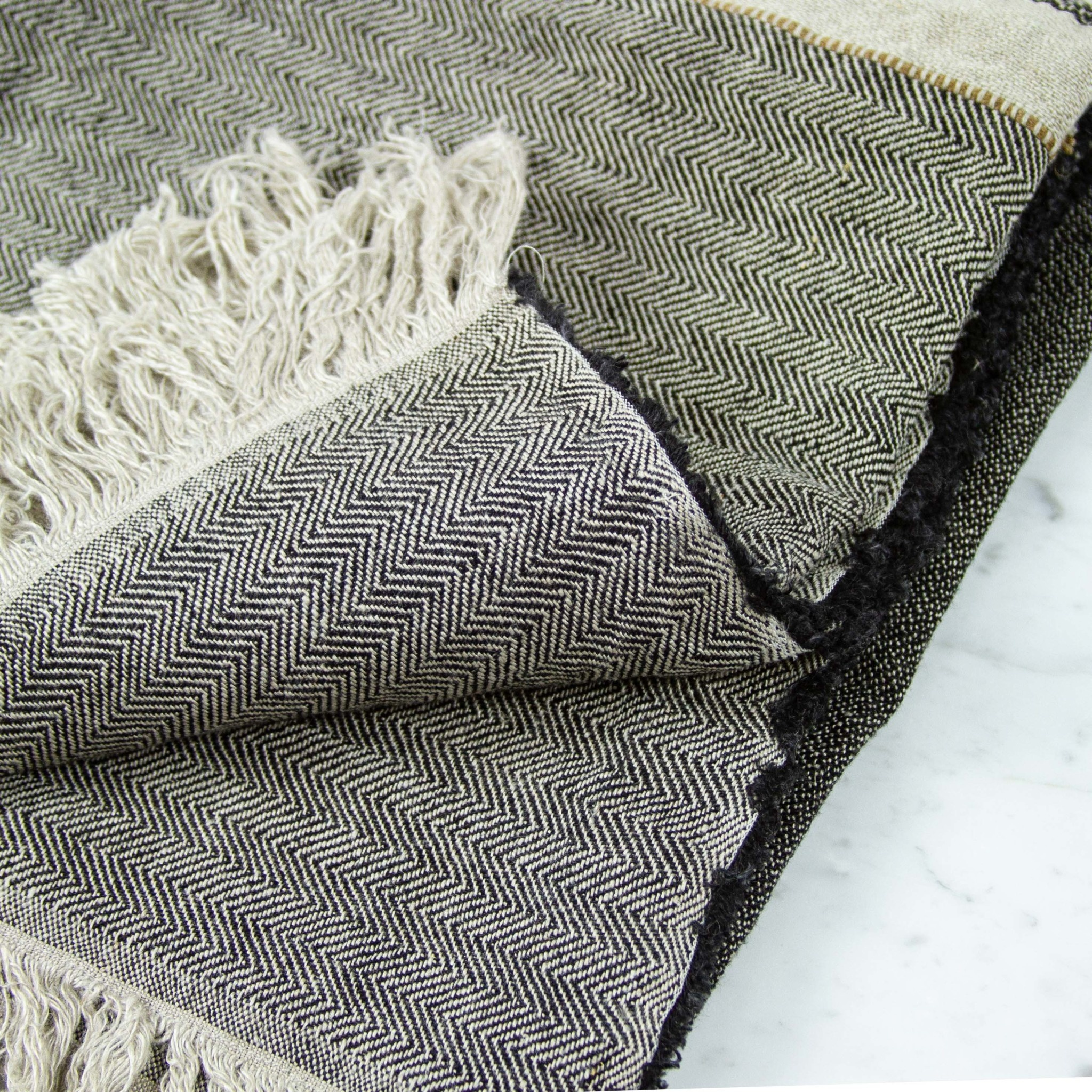 Libeco Home An exquisitely drapey Belgian Linen version of our favorite Turkish-style towel. Swoon city!