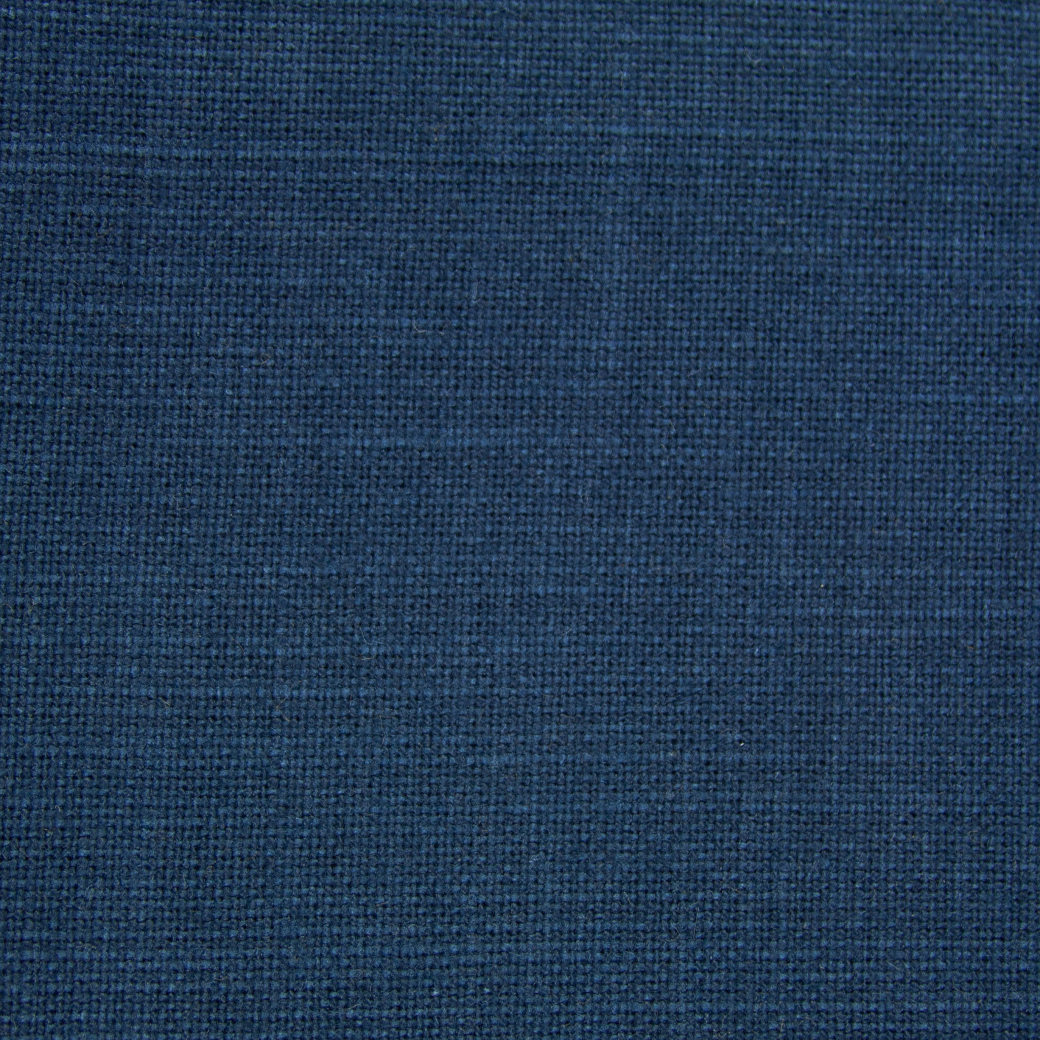 """Libeco Home Belgian Linen Napoli Pillow with Down Insert - Navy - 20 x 20"""""""