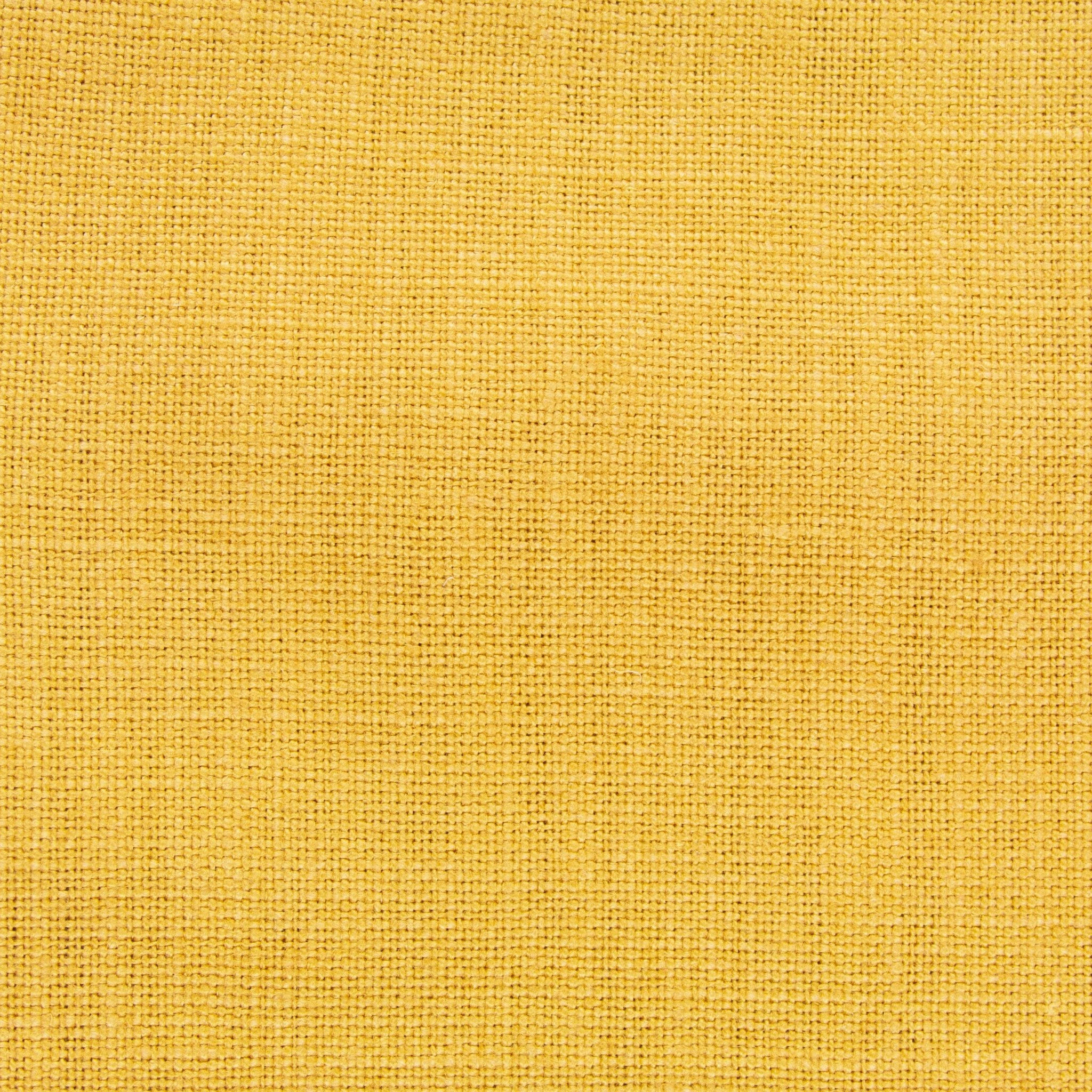 """Libeco Home Belgian Linen Napoli Pillow with Down Insert - Mustard - 20 x 20"""""""