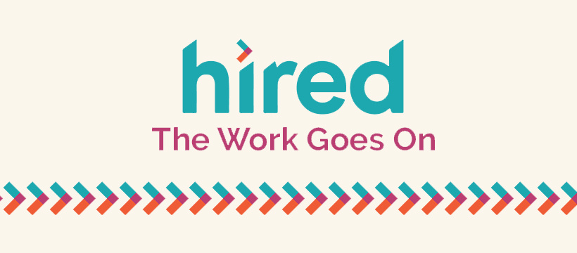 6/11/2021 Foundry Giving Friday: Hired