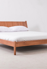 Sun at Six PREORDER Plume Bed Frame - Sienna - Queen