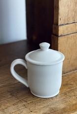 Foundry Classic Foundry Classic Mug with Lid - Medium - Matte Glaze