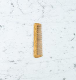 Long Beech Pocket Comb