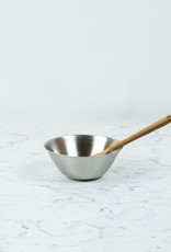 """Japanese Stainless Steel Mixing Bowl - 6.25"""""""