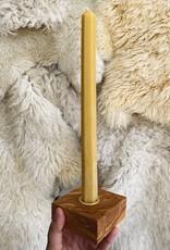 Mara Metz Mara Metz Wood Cube Candle Holder