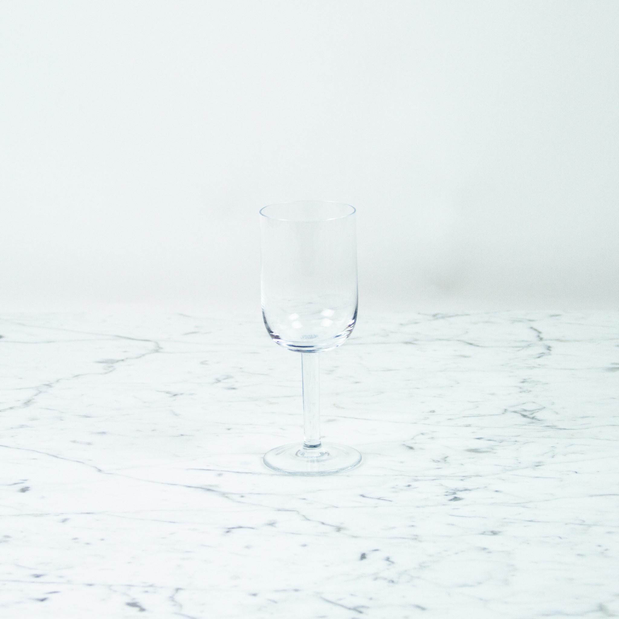 Henry Dean Handblown Joseph Straight Wine Glass