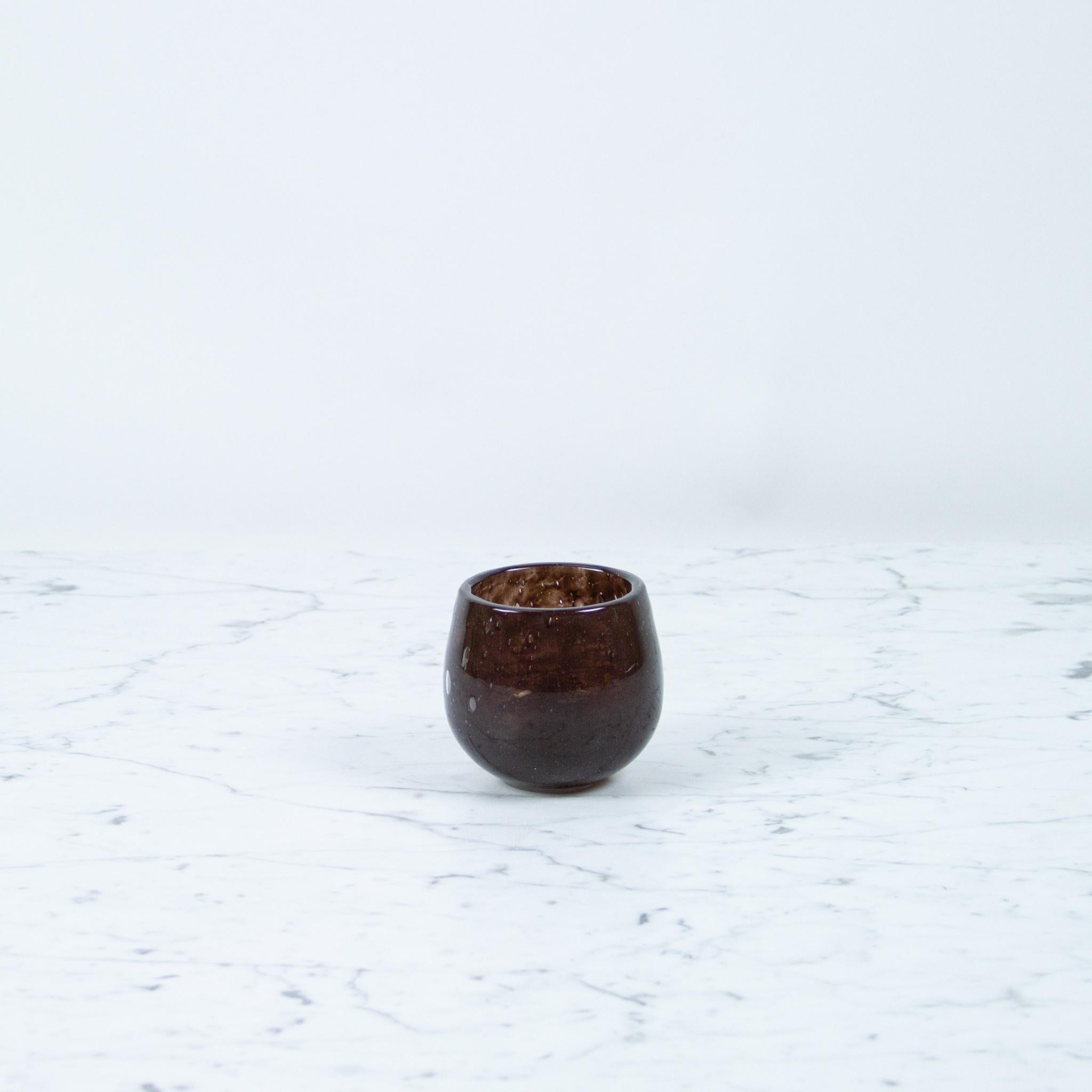 Henry Dean Tiny Clovis Vessel - Brunette Brown