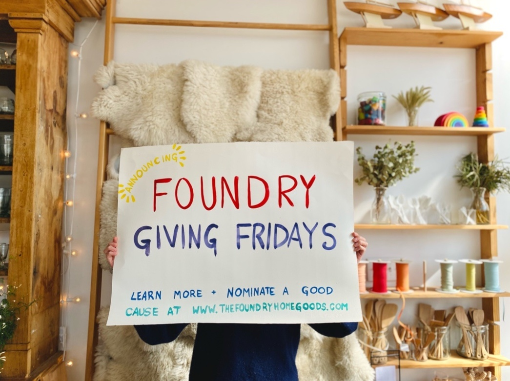 A Year Of Giving Back: Our Giving Friday Turns One