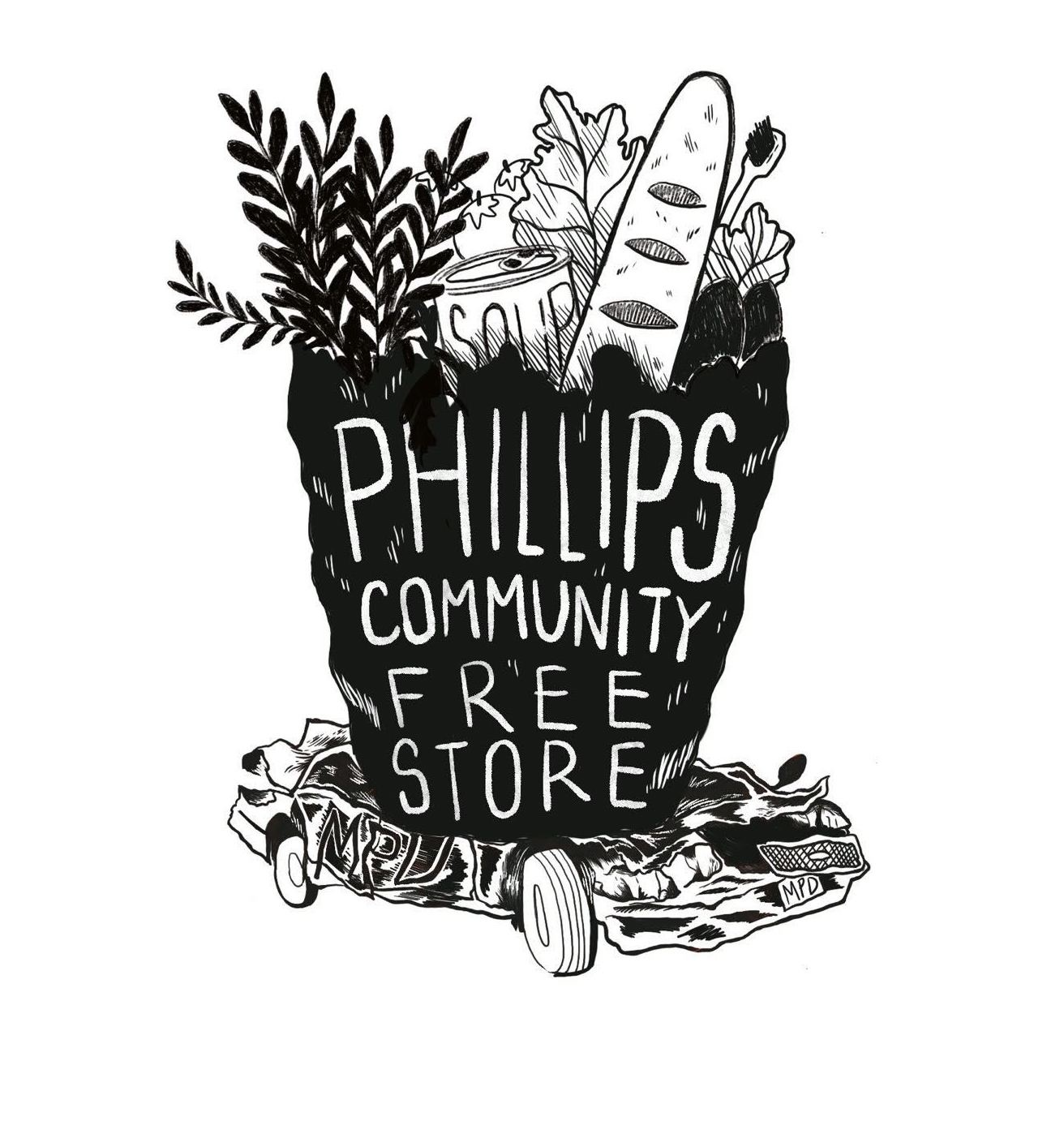 7/30/2021 Foundry Giving Friday: Phillips Community Free Store