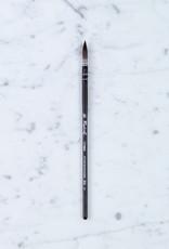 MacPherson's Softaqua Watercolor Paintbrush - Size 3/0 Quill