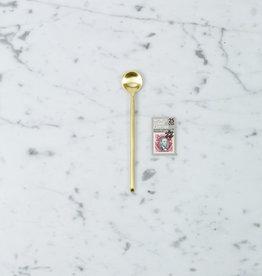 """Little Gold Spoon - 3.5"""""""