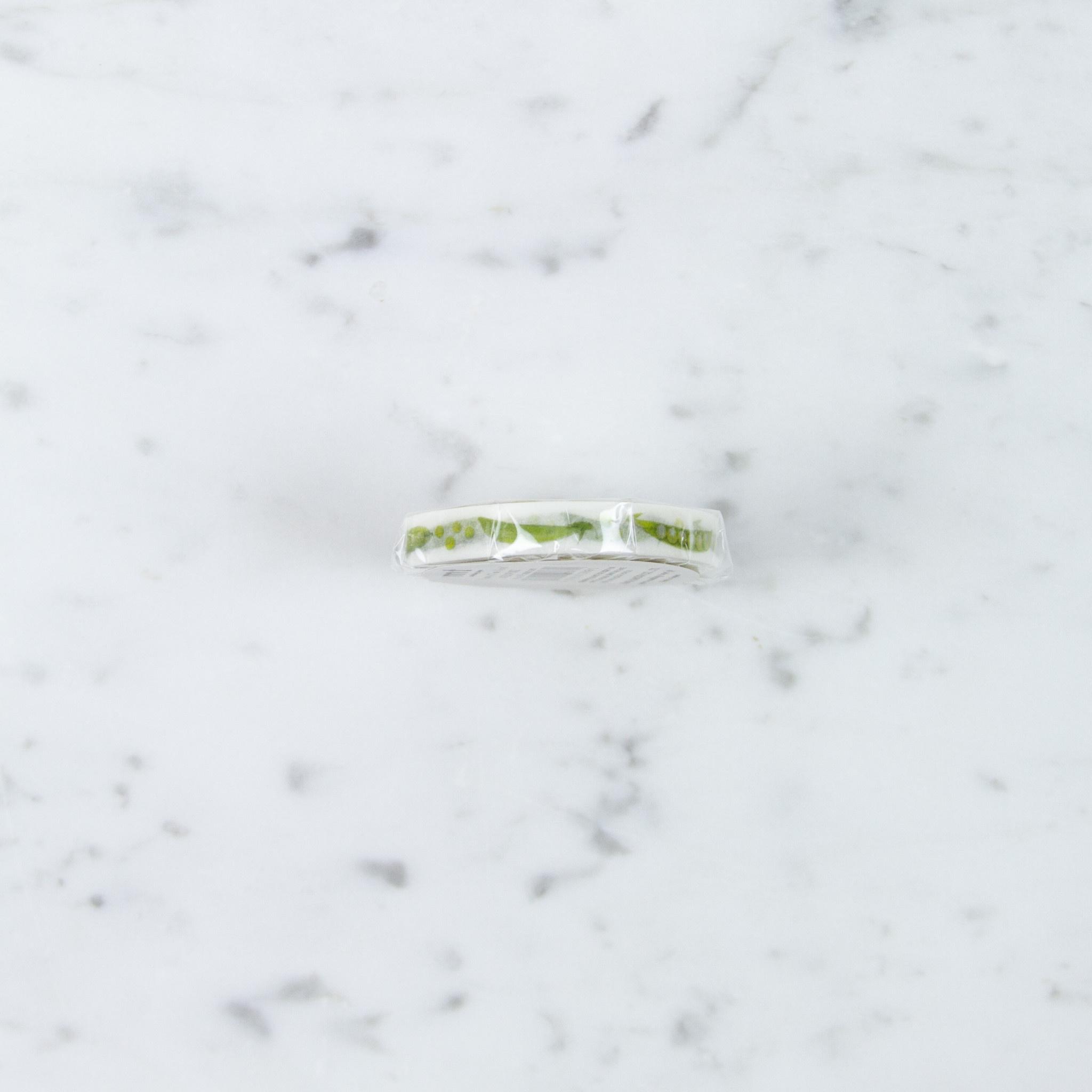 Washi Tape Single: Snap Pea