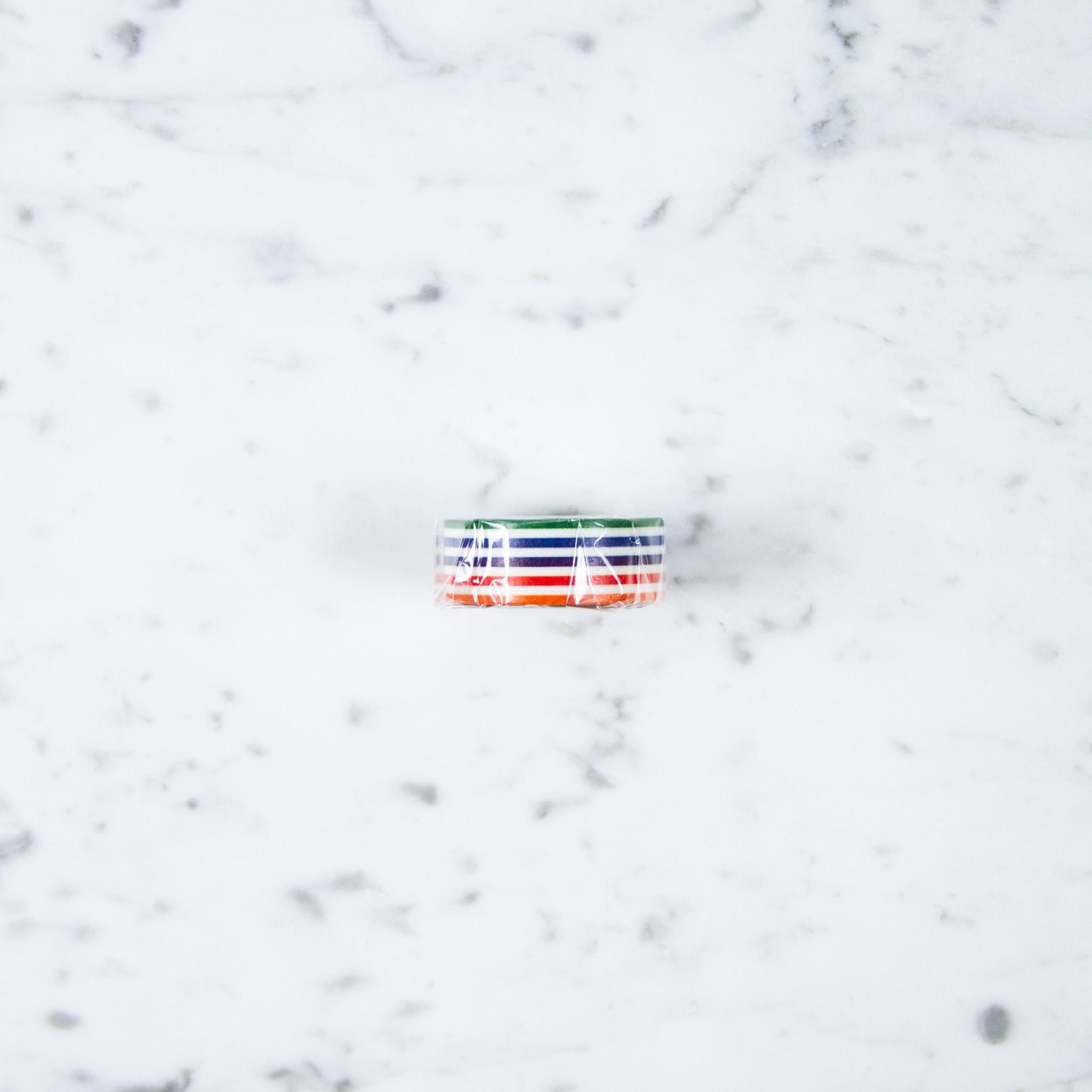 Washi Tape Single: Rainbow Stripes
