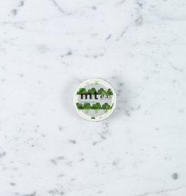 Washi Tape Single: Broccoli