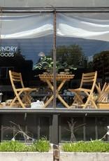 Skagerak Selandia Outdoor Table - Teak - Small Square