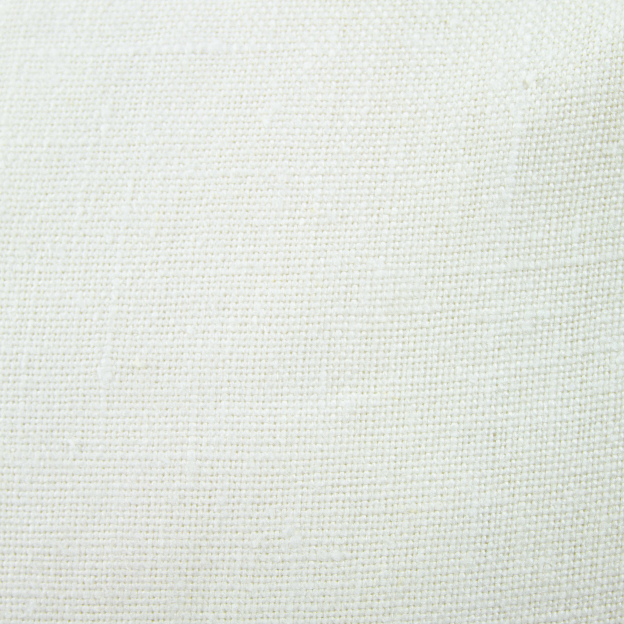 """Libeco Home 20""""  Vancouver Belgian Organic Linen Pillow with Down Insert- Oyster"""