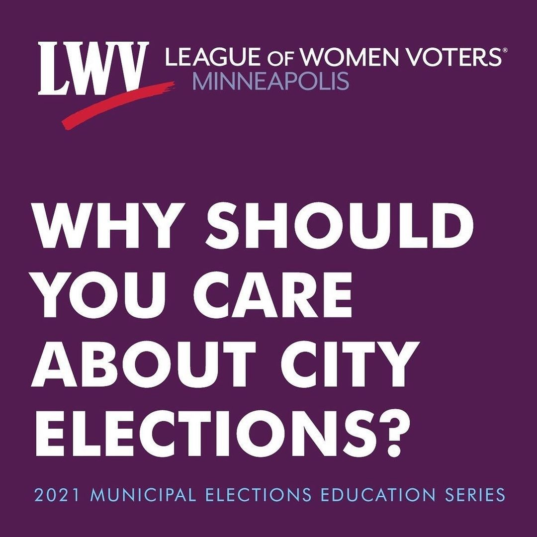 9/17/2021 Foundry Giving Friday: League Of Women Voters Minneapolis