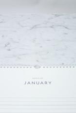 "Kartotek Simple Danish 2022 Wall Calendar - 11"" x 17"""
