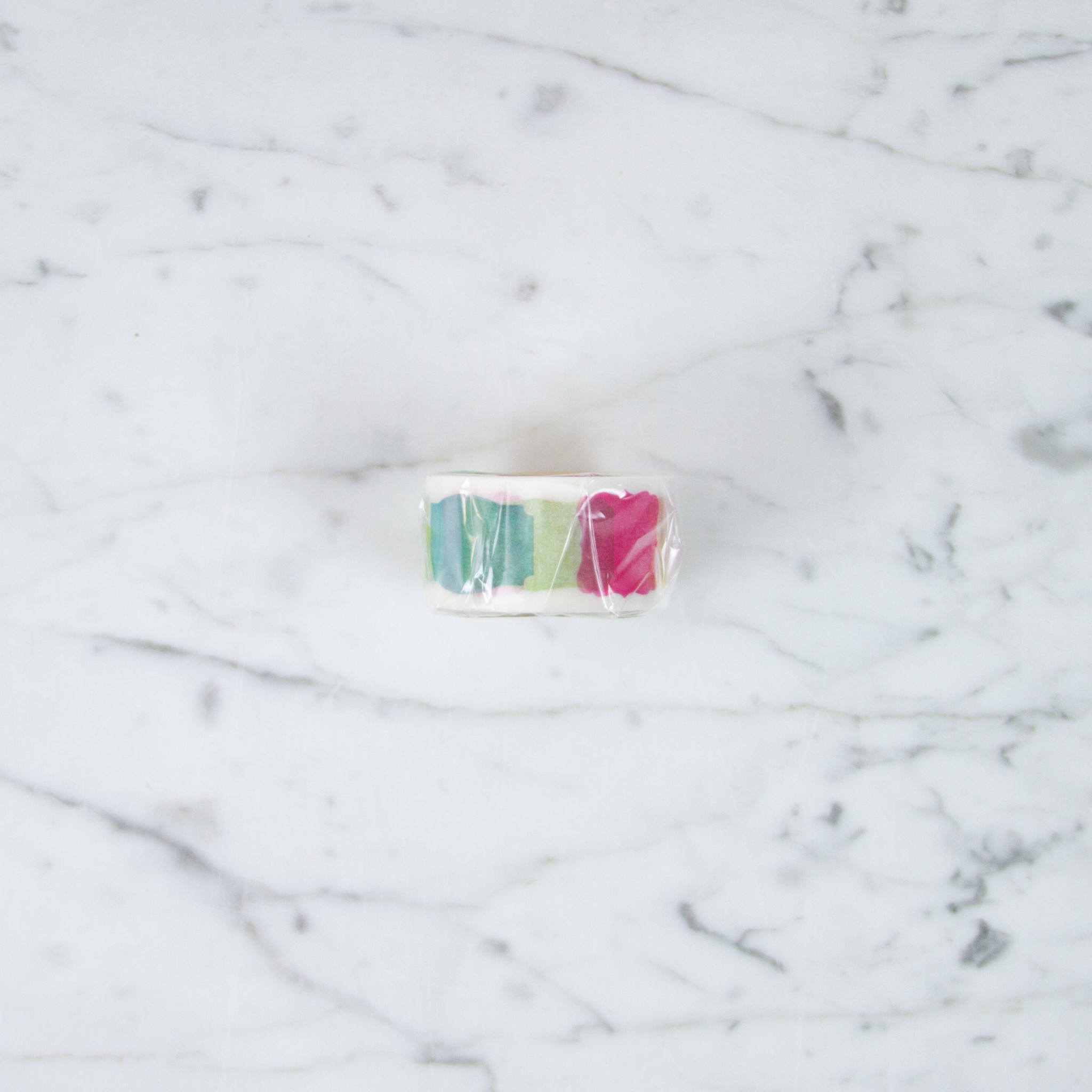 Washi Tape Single: Watercolor Labels