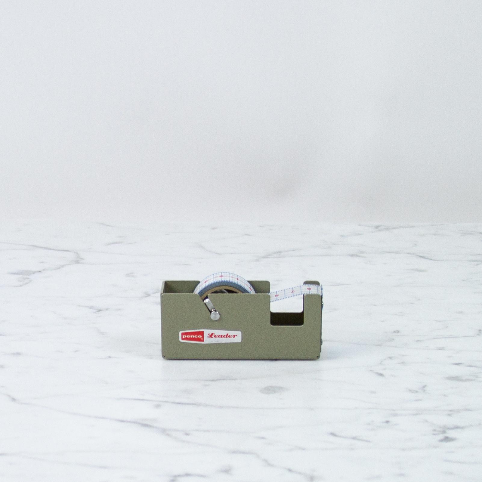 Small Desktop Tape Dispenser - Ivory Beige