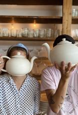 Jeff Patterson Ceramics Foundry Classic Large Teapot - Matte Glaze
