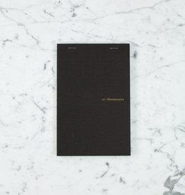 Mnemosyne Notepad - Grid - A5
