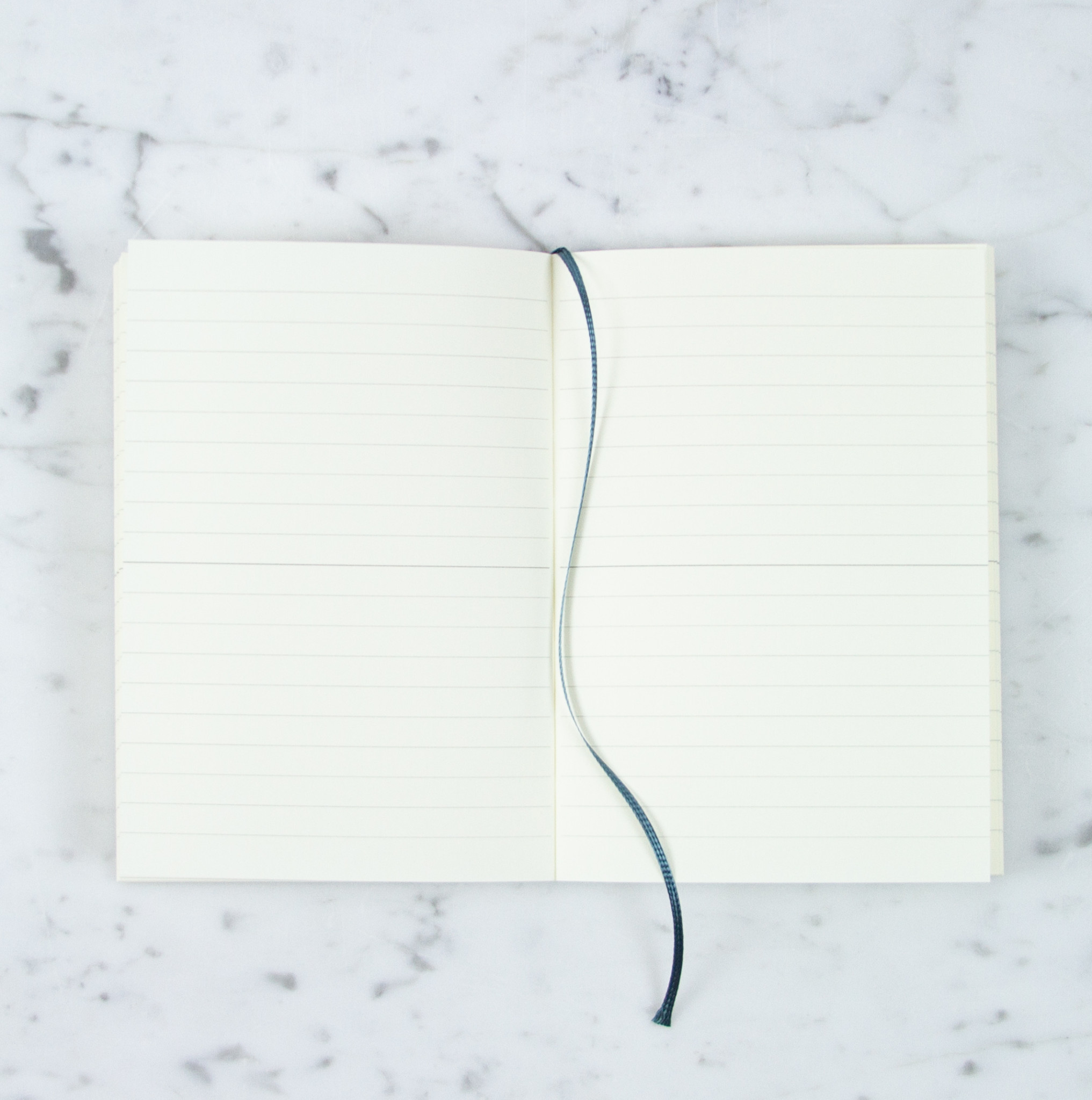 Midori Simple Notebook A6 Ruled Lines
