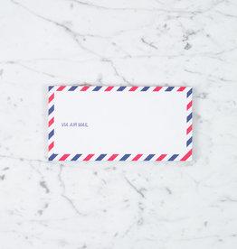 Airmail Envelope - Size 6 - Set of 10
