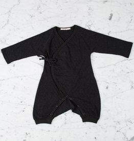 Tane Organics Kimono Onesie with Leggings - Earth - 6-9 Month