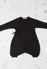 Tane Organics Kimono Onesie with Leggings - Earth - 0-3 Month