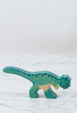 Holztiger Teal Spotted Pachycephalosaurus Dinosaur