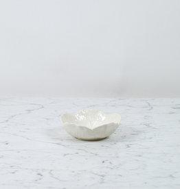 """Bordallo Pinheiro Bordallo Pinheiro Nesting Cabbage Bowl - White - 6"""""""