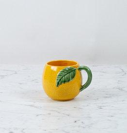 Bordallo Pinheiro Bordallo Pinheiro Orange Mug