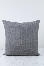 """20"""" Pillow COVER ONLY - Black Stripe"""