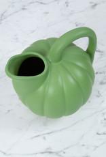 Manufacture de Digoin Manufacture de Digoin Light Green Melon Pitcher - 1 Liter