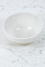 """Manufacture de Digoin Manufacture de Digoin Medium White Stacking Bowl - 8.5"""""""