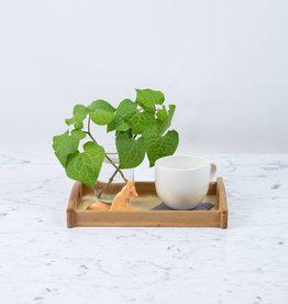 "Petit Wooden Tray - 11"""