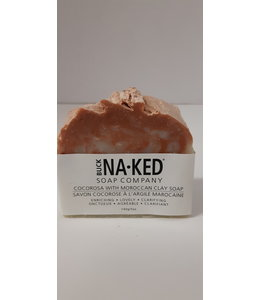 Buck Naked Cororosa with Moroccan Clay 140g/5oz