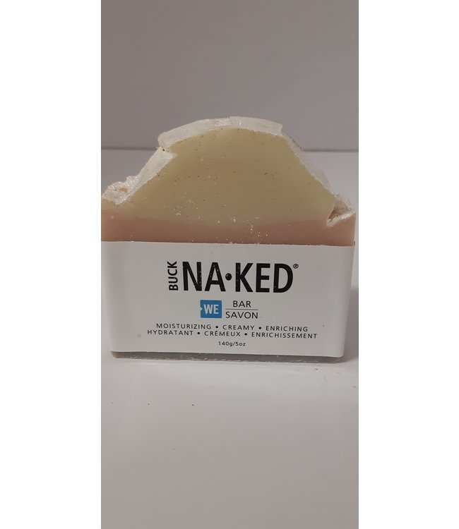 Buck Naked Soap We Bar 140g/5oz