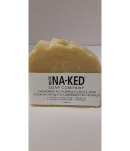 Buck Naked Soap Chamomile & Castile 140g/5oz