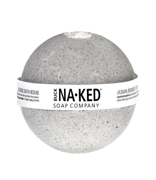 Buck Naked Bathbomb Jasmine 140g/5oz