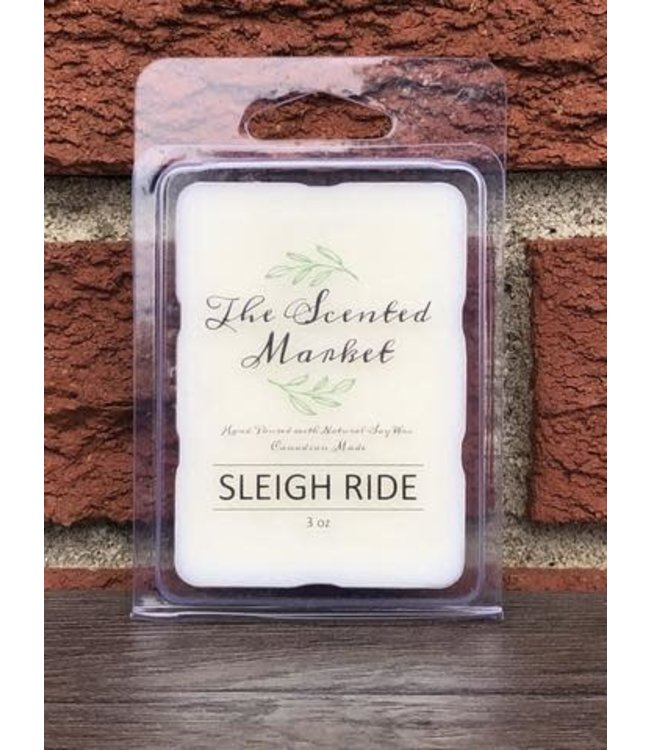 The Scented Market Sleigh ride