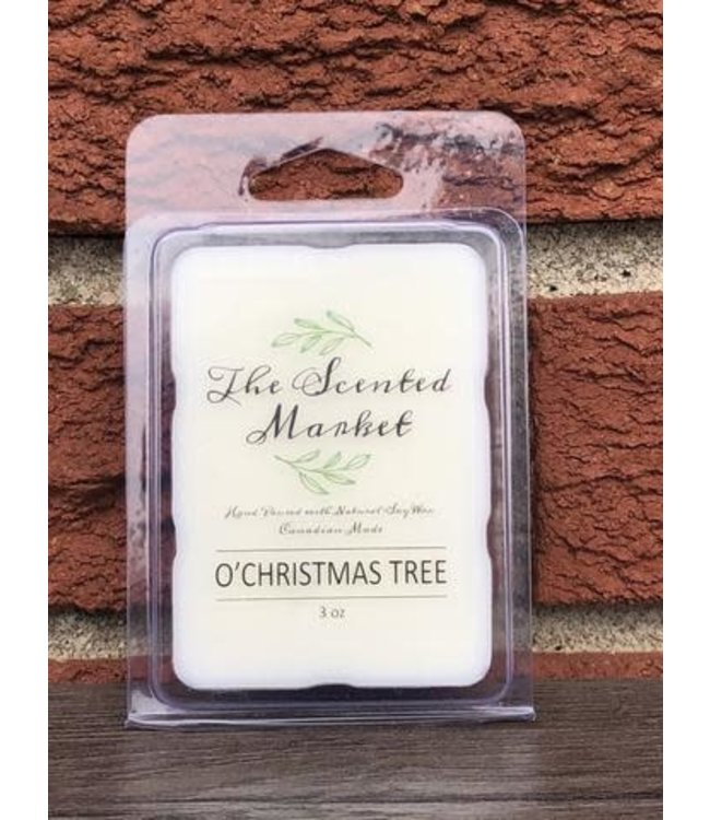 The Scented Market O'Christmas tree