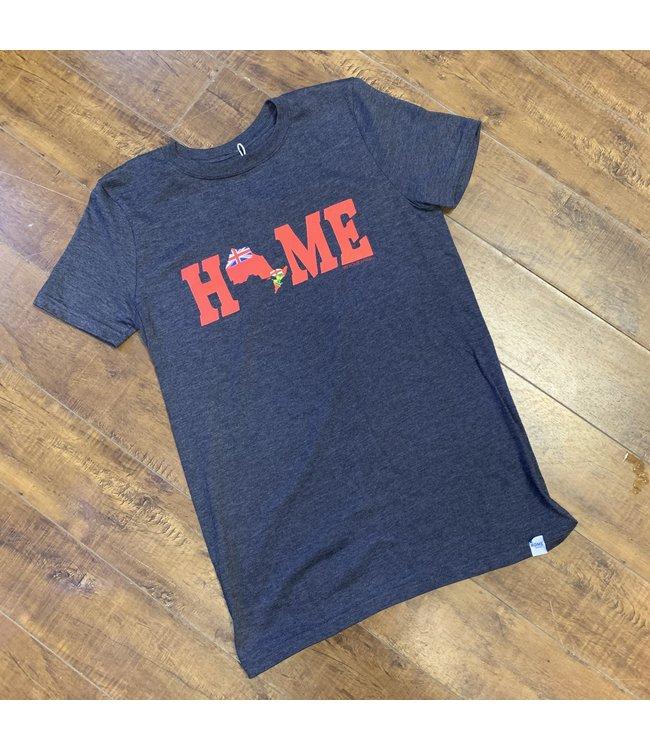 My Home Apparel Ontario Flag Unisex T-Shirt
