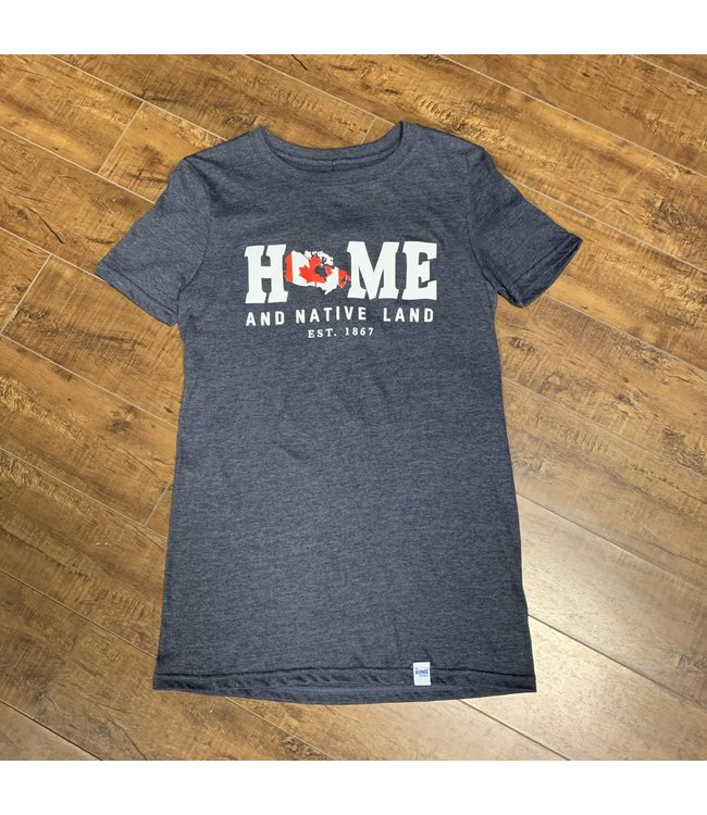 My Home Apparel Home & Native Land T-Shirt