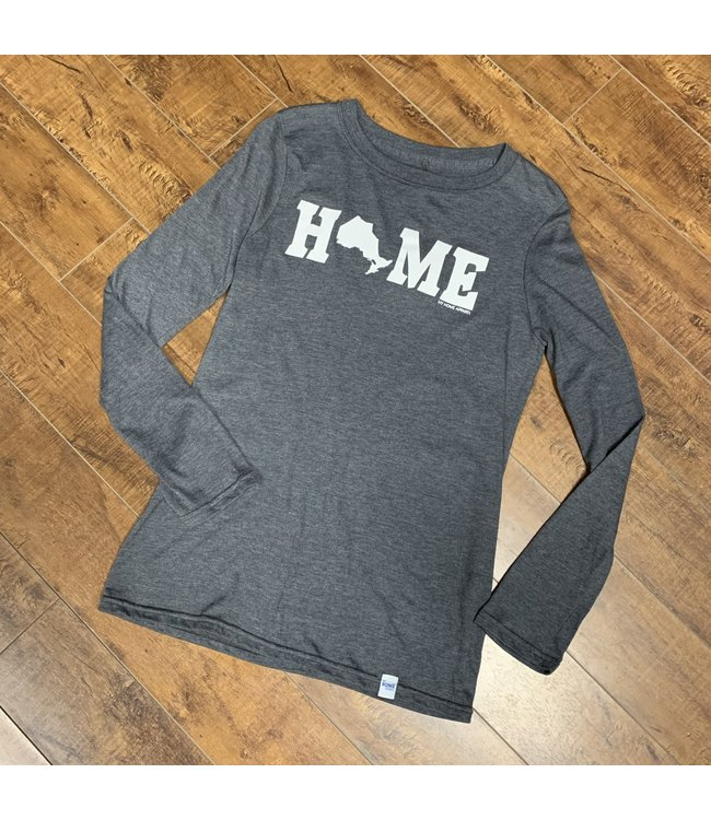 My Home Apparel Ont Home L/S T-Shirt