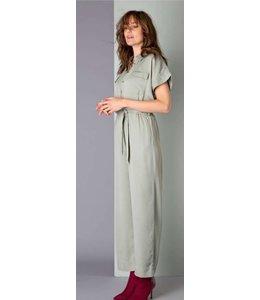 Yest Gabrielle jumpsuit soft olive