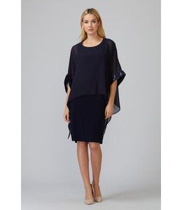 Joseph Ribkoff Dress Midnight Blue